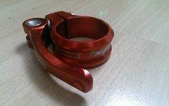 Hope Sattelklemme 34,9 mm für 31,6 / 30,9 Rot - 34,9mm