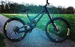 Specialized Demo 8 2016 carbon