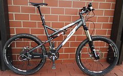 Cheetah Mountain Spirit MTB XL Rock Shox Lyrik Shimano XTR Magura