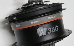 Nuvinci N360 Harmony HHI8 6-Loch Hinterradnabe, 10x135mm, 18 Zähne