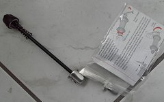Shimano VR Schnellspanner 100mm