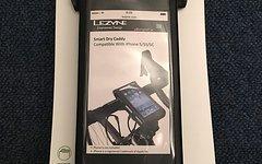 Lezyne Smart Dry Caddy Handyhülle Für iPhone 5/5S/5C/SE