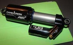 Cane Creek Double Barrel Air 216x63 // DBAir / Dämpfer / Shock