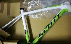 "Scott Contessa SCALE 700 RC HMF Carbon 27.5"" MTB Rahmen 2014 Gr.L NEU!!"