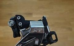Shimano XT 2x11 Umwerfer FD-M8025 E-Type Top-Swing – 2x11-fach