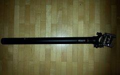 Bontrager Sattelstütze Rhythm Elite 27,2mmx400