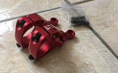 Sixpack SXR 2 Direct Mount Vorbau 50mm Rot