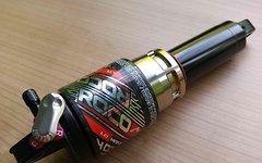 Marzocchi Roco LO (open & lock) Air; Einbaumaß 200x57