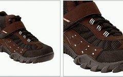 Time MTB-Schuh TCX knöchelhoch mit oder ohne Klickies