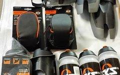 SKS X-Board Schutzblech   Satteltasche   Flaschen   Flaschenhalter NEU