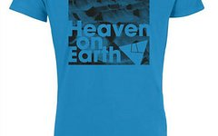 "Brothersindirt T-Shirt ""Heaven"" blue S *NEU*"