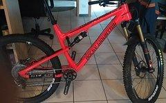 Rocky Mountain Thunderbolt 710 Gr.L - 27,5/650B Trail Bike Frame inkl. RS Monarch RT3 Debon Air