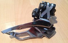 Shimano XTR Umwerfer FD-M971 downswing dualpull 3x9