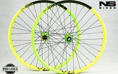 NS Bikes Enigma NS Rotary Laufradsatz NEU Singlespeed Dirt Street