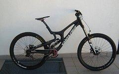 Santa Cruz V 10  Carbon CC  650B - neuwertig! - NEUER PREIS