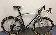 Credo Carbon Cyclocross Rad, Gr.M, Carbon Tubular