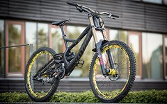 Specialized Demo 8.1 Carbon 2014 L Custom