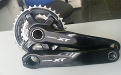 Shimano XT 2x11 FC-M8000 34 / 24