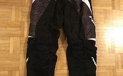 Royale Racing Royal Racing pants Hose Gr. XS schwarz braun