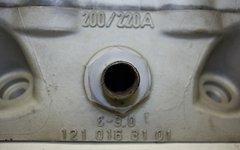 Mercedes Benz Zylinderkopf W115, /8 er, 2 Liter Benziner