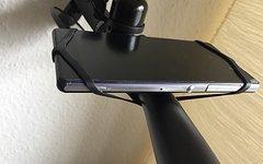 Silikon Universal Fahrrad Handyhalterung Silikon
