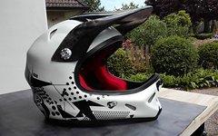 King Kong Downhill Helm Größe S