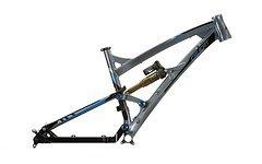 Transition Bikes Rahmen Covert 27,5 Grau, S, mit Fox Float X