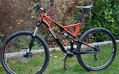 Specialized 29er Stumpjumper FSR 29