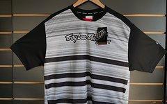 Troy Lee Designs Skyline Jersey Black/White XL SALE NEU UVP 69,90€