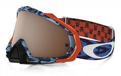 Oakley Mayhem Pro TLD Cheetah Blue/Black Iridium *LIMITED EDITION*