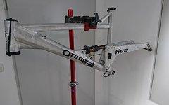 Orange Bikes Uk Five Frame XL