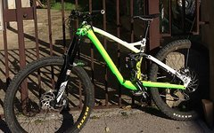 NS Bikes Snabb E1 650B Gr. M Rock Shox Monarch +