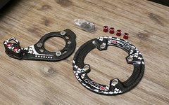 Csixx Doubler Chainguide ISCG05 36T RED *NEU*