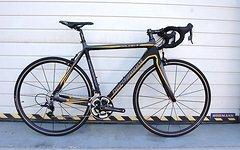 Bergamont Dolce 9.2 Carbon Rennrad - Sram Rival 20G - mit NEU Teile - rh: 56cm