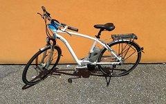 Flyer E-Trekking Bike Herren 50 cm