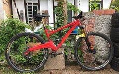 Orange Bikes Uk Segment 29er Trailbike (L)