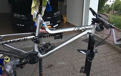Commencal Meta AM 4.2 Race Eagle Brushed  L