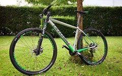 Cannondale F-SI 1 29 2016 mit Lefty 2.0 und Shimano XTR Bremse