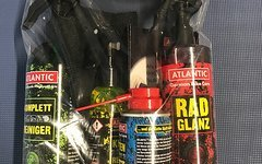 Atlantic Verkaufe komplettes Fahrrad Pflegset von Atlantic