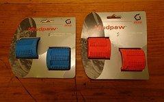 SRAM Mud Paw GripShift SRT 500R / SRT 600 + ESP 700 rot + blau
