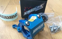 Straitline Ultra direct mount Vorbau 50mm, blue