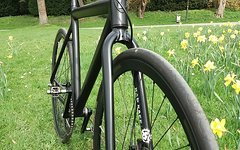 Leader 725 Fixed Gear , Fixie ,Singlespeed, Bahnrad RH53