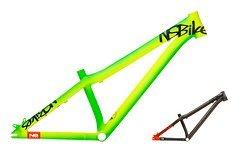 NS Bikes Decade (DJ - Alu) Rahmen