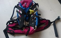 Deuter Attack 18SL Girls Bikerucksack top Zustand