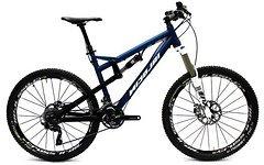 Nicolai Helius AC Gr. M blau/schwarz Reverb, Cross Trail XT/XTR