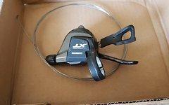 Shimano XT 11fach Schalthebel mit Schelle
