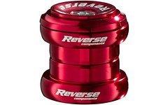 "Reverse Components Twister Headset 1 1/8"" Klassisch rot"