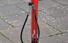 Bike Fixtation Standpumpe mit Werkzeug