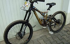 Specialized Demo 7, S, Freeride, DH Downhill Bike TOP