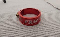 FRM Sattelklemme SC35 Rot 34,9mm